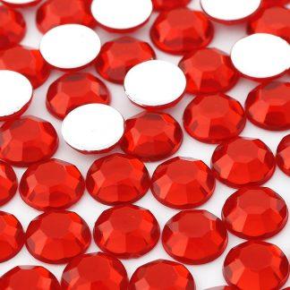Dżet okrągły 5 mm (czerwony) - 5000 szt.